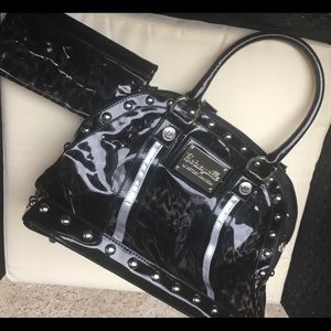 Betseyville Leopard See Through Hobo